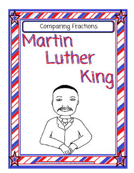 Compare Fractions-Martin Luther King