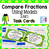 Compare Fractions Using Models