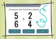 Compare Fractions Using Numbers Digital Self-Grading Task Cards (BOOM CARDS)