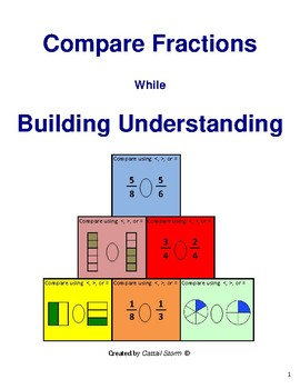 Compare Fractions While Building Understanding