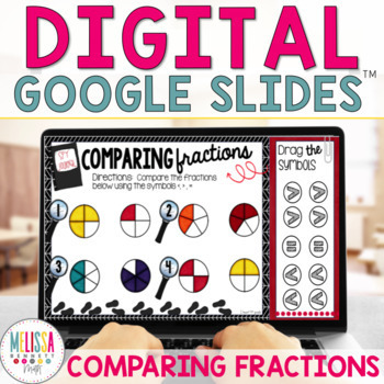 Compare Fractions for Google Classroom