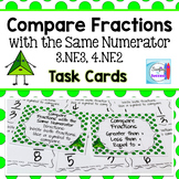Compare Fractions with the Same Numerator