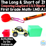 Compare Length: The Long and Short of It 1.MD.A.1 Common Core