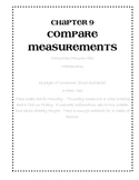 Compare Measurement - practice and test