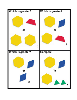 Compare Mixed Numbers with Manipulatives Task Cards