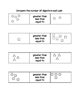 Compare Number of Objects