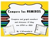 Compare Numbers/ Compara los Numeros