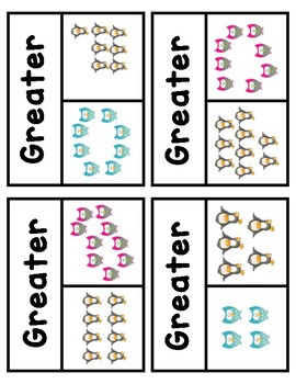 Compare Numbers! Compare by Matching Sets! Compare by Counting Sets! - GO MATH!