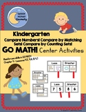 Compare Numbers! Compare by Matching Sets! Compare by Coun
