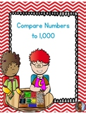 Compare Numbers to 1,000
