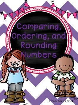 Compare, Order, and Round Numbers