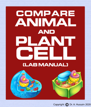 Comparing Plants And Animal Cells Teaching Resources Teachers Pay