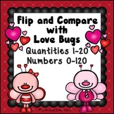 Valentine's Day- Comparing Numbers and/ or Quantities