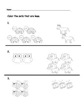 Compare Sets 1-5