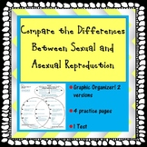 Compare Sexual and Asexual Reproduction