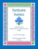"Compare Texts About the Same Topic for ""Hurricane Hunters"" Informational Text"