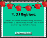 Compare Texts Organizer RL.3.9