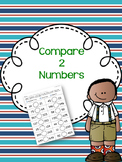 Compare Two Numbers (Greater, Less, Equal)