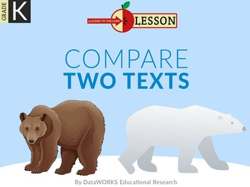 Compare Two Texts