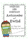 Compare and Contrast: Archimedes and Euclid
