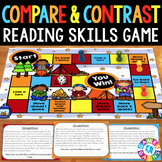 Compare and Contrast Activity: Compare and Contrast Reading Game