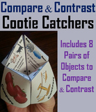 Compare and Contrast Activity 5th 4th 3rd 2nd Grade Reading Comprehension