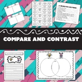 Compare and Contrast (English Only)