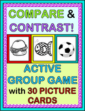 """Compare and Contrast!"" -- Active Language Development Group Game"