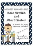 Compare and Contrast: Albert Einstein and Isaac Newton