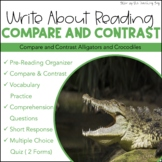 Text Based Writing: Alligators and Crocodiles