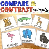 Compare and Contrast: Animal passages