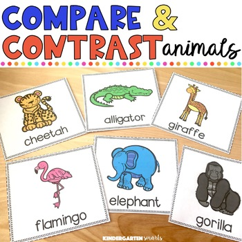 Compare And Contrast Nonfiction Passages Worksheets