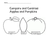 Compare and Contrast Apples and Pumpkins
