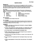 Compare and Contrast Athens Vs. Sparta Student Essay Assignment w/ writing tips