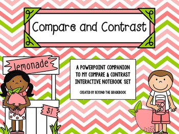 Compare and Contrast BUNDLE! {{Save $2}}