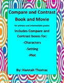 Compare and Contrast Book and Movie