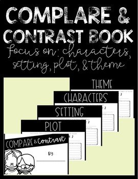 Compare and Contrast Booklet