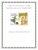 Compare and Contrast: Caddie Woodlawn and Laura Ingalls Wilder