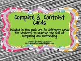 Compare and Contrast Cards