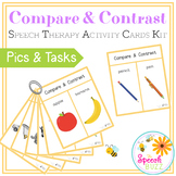 Compare and Contrast Cards (STACK)