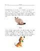 Compare and Contrast Cats/Dogs Two Texts