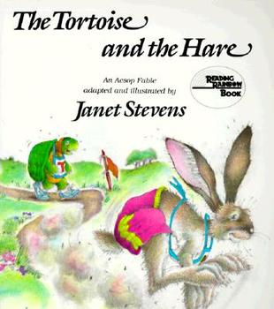 Compare and Contrast (Character Comparisons - The Tortoise and the Hare)