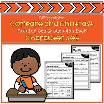 Compare and Contrast: Character Pack
