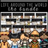 Cultural Diversity:  Life Around the World Bundle