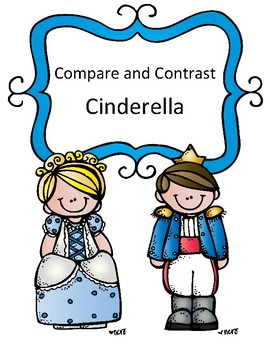 Compare and Contrast: Cinderella