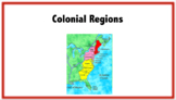 Compare and Contrast Colonial Regions
