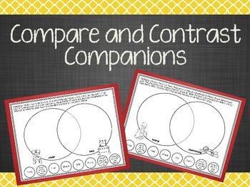 Compare and Contrast Companions