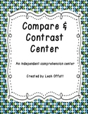 Compare and Contrast Comprehension Center