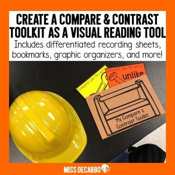 Compare and Contrast Construction Day: Reading Mini-Pack