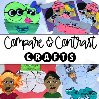 Compare and Contrast Craft Activities